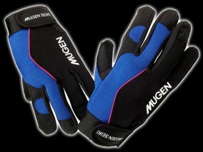 Mugen Seiki mechanic gloves