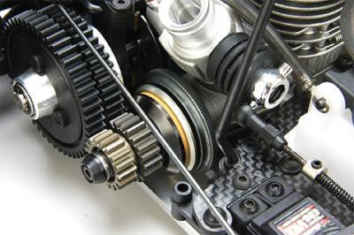 Mugen Seiki MRX-4X kit