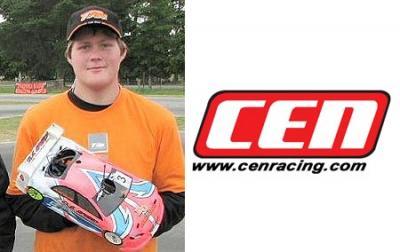 Pearce Stephens joins CEN Racing