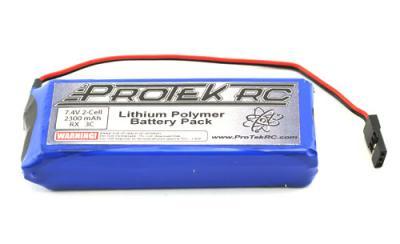 ProTek R/C 2300mAh Stick Receiver Pack