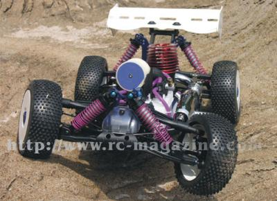 SH Engines Buggy Prototype