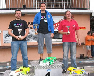 Vuga wins Rd3 of Slovenian 1/8th Nats