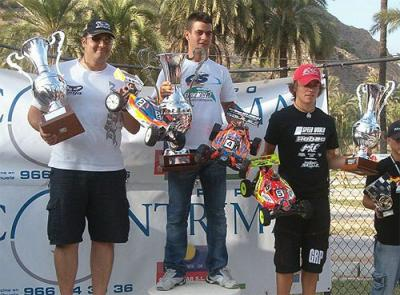 Gomez takes Rd4 of Spanish TT Nats