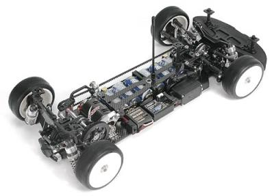Team Magic E4 Electric Touring Car