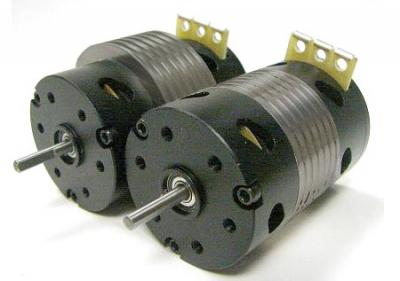 Trinity Duo brushless motor heatsinks