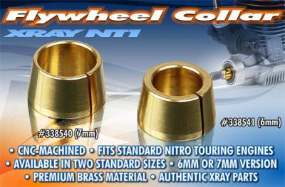 Xray NT1 Flywheel Collars