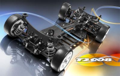 Xray T2′008 - Official information