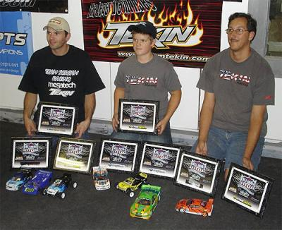 Zack Barry dominates East Coast Champs