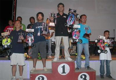 Surikarn C. wins FEMCA buggy Champs
