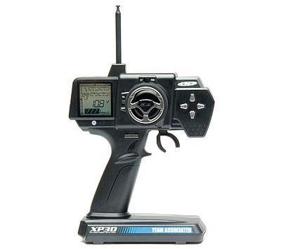 Team Associated XP-3D Digital Radio