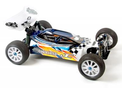 "JConcepts Illuzion B44 ""Hi-Flow"" body"