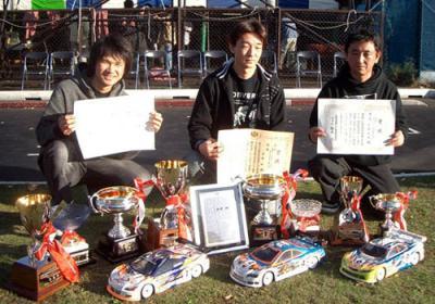 Morashi wins JMRCA Sports Touring nats