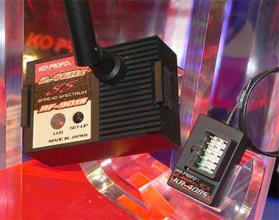 KO Propo 2.4Ghz radio