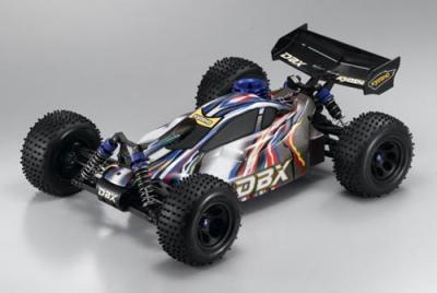 Kyosho DBX Buggy and DST Truck