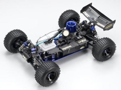 Kyosho Dbx Buggy And Dst Truck Red Rc Rc Car News
