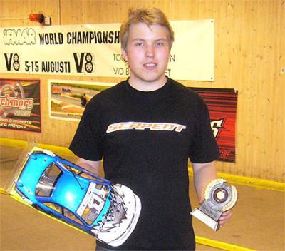 Niclas Nilsson wins Swedish Indoor Rd2