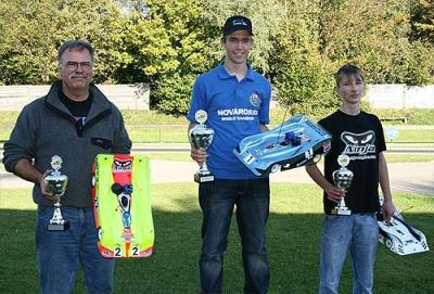 Erik Dankel wins Octoberfest Cup