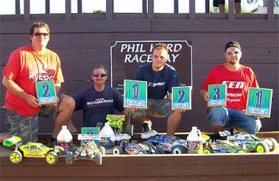 2007 RC Pro East Series Rd3 - Report