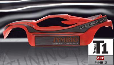 RMV Symbio Truggy shell