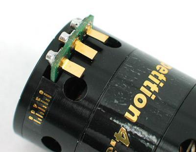Roche Motor connectors & Battery bars