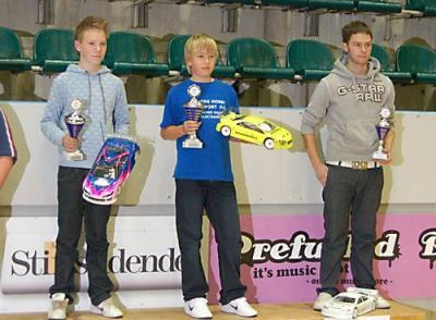 Steen Graversen wins Schumacher Cup