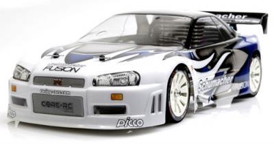 Schumacher Fusion 28 Touring car