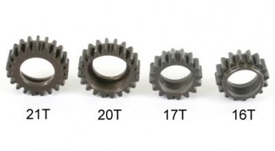 Team Titan Motonica & Mugen Pinion gears