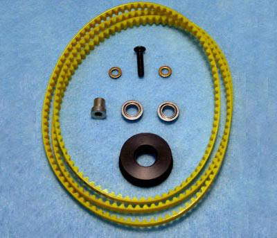 X-Factory X5 Dual Pulley Upgrade Kit