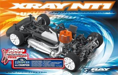 Xray NT1 2008 chassis