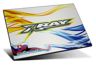 Xray LE Alu Touring Set-Up Board