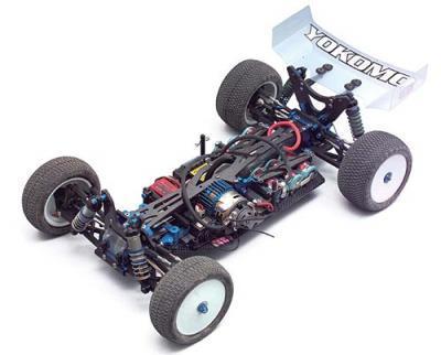 Yokomo MR-4BX kit & Conversion set