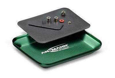 Ansmann magnetic parts tray