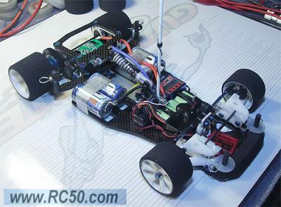 Team Associated 12L5 prototype
