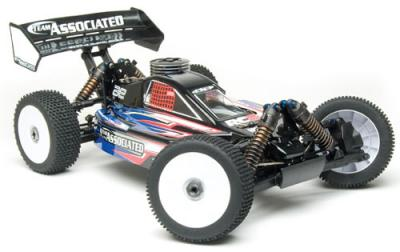 """Team Associated RC8RS """"Race Spec"""" RTR"""