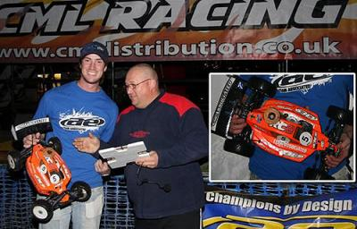 Lee Martin wins Rd2 CML Nitro Winter Champs