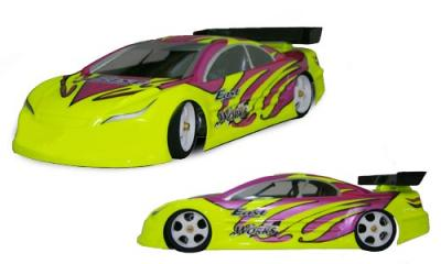 East Civic body shell