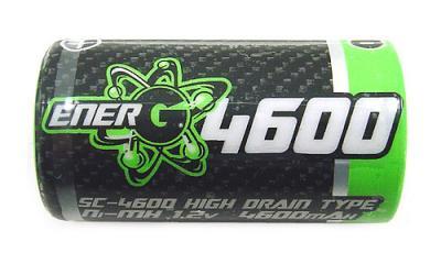 Ener-G 4600 Ni-MH Cell