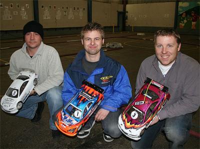 Lawlor & Bickerstaff win at Fermoy GP