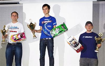 Alexander Hagberg wins Swedish Friendship race