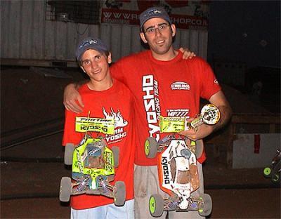 Nir Sivan wins 2008 Israeli League Rd1
