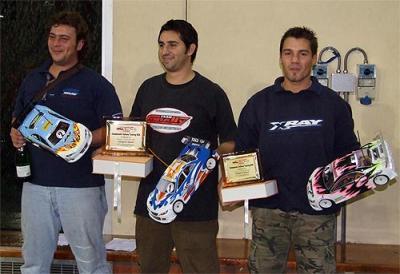 Sala Federico wins Italian Indoor Champs