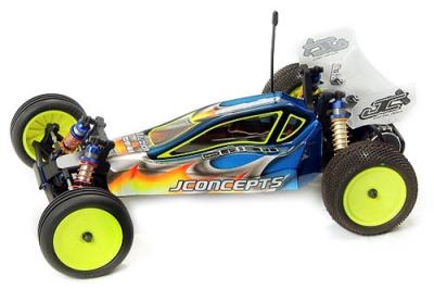 JConcepts Illuzion Ultima RB5 body