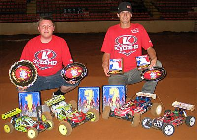 King & Lutz take 1-2 in RC Pro Series