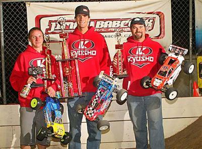 Ryan Lutz takes JBRL Championship