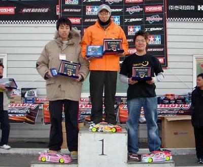 Goo Ki Bon wins Much More TC Champs