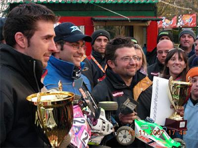 Alex Laffranchi Win Radiosistemi Trophy