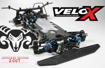 Shepherd Micro Racing Velox