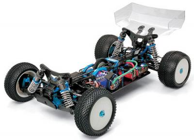 Tamiya TRF501X Worlds Edition
