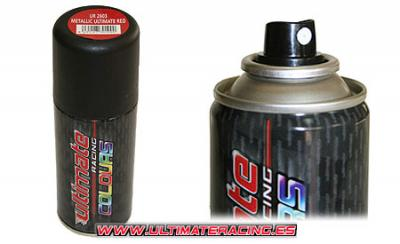 Ultimate Colours spray paint