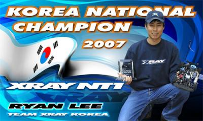 Ryan Lee wins South Korean Nats